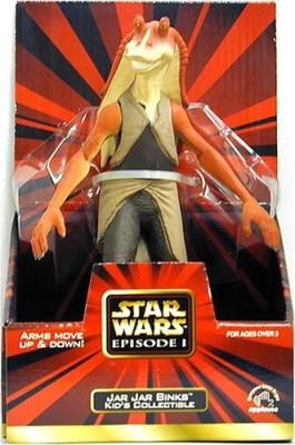 Star Wars Jar Jar Binks Kid,S Collectible Episode I