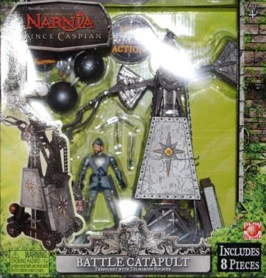 Narnia The Chronicles Of Battle Catapult Trebuchet With Telmarine