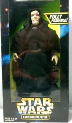 Star Wars 1998 Emperor Palpatine 12Inch Large Size
