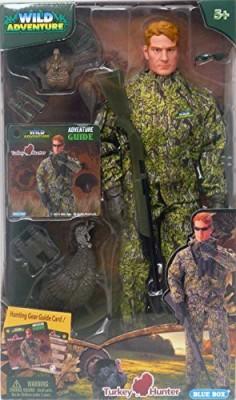 Wild Adventure Turkey Hunter