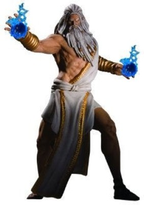DC COMICS DC Unlimited God of War Series 1: Zeus Action Figures
