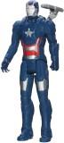 Krypton iRon Man 3 Titan Hero Tech. Supe...