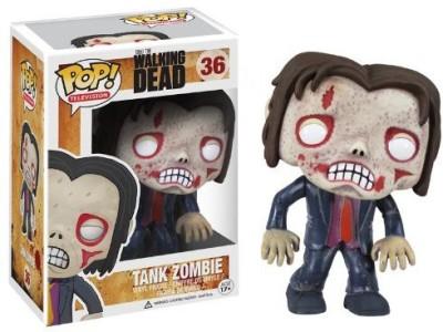 Funko Pop Television Walking Dead Tank Zombie Vinyl