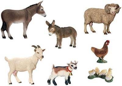 Schleich World of Nature Farm Animals Series 4