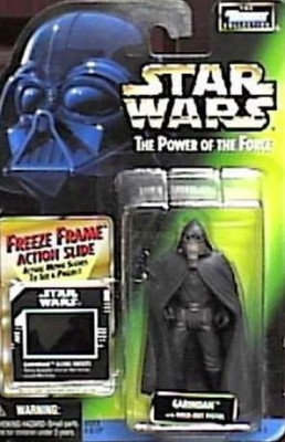 Star Wars Power of the Force Freeze Frame Garindan Action Figure