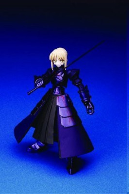 Revoltech Fate/Stay Night Saber Alter