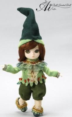 Jun Planning Balljointed Doll Ai Leucocoryne