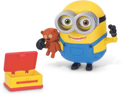 Thinkway Toys Thinkway Toys Minions Deluxe Action Figure - Bob With Teddy Bear