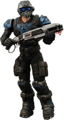 NECA Gears Of War Sdcc Exclusive Carmine