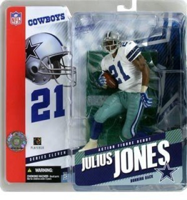 Yves Mcfarlane Sportspicks Nfl Series 11 > Julius Jones