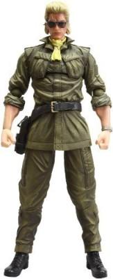 Square Enix Play Arts Kai Vol 4 Metal Gear Peace Walker Kazuhira Miller