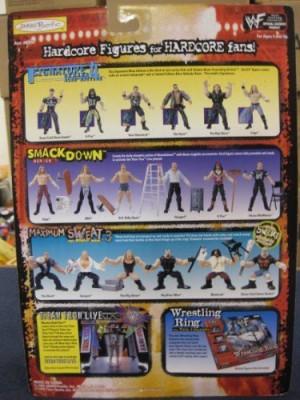 Jakks Pacific Survivir Series Signature Series 4 Blue Edition Ken Shamrock