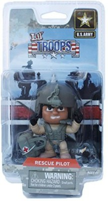 The Party Animal Lil, Troops Rescue Pilot Series 1