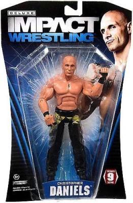 Wrestling Tna Deluxe Impact Series 9 Christopher Daniels