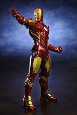 Kotobukiya Iron Man Marvel Now Red Color Variant Artfx+ Statue