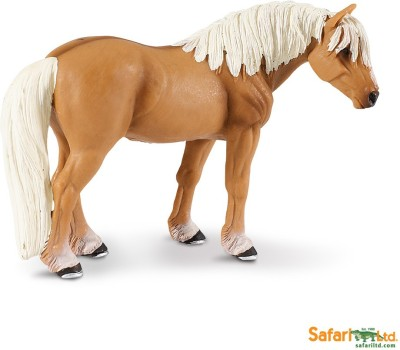 Safari Ltd Wc Haflinger Mare(Multicolor)