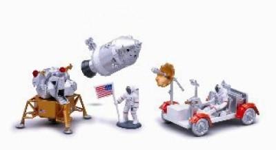 NewRay Nasa Space Adventure Child Plastic Model Kit Lunar Rover