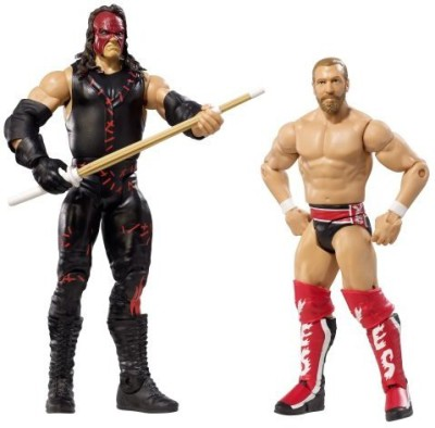 Mattel Wwe Series 21 Battle Pack Daniel Bryan Vs Kane 2Pack