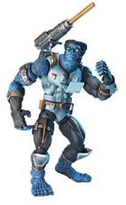 Toy Biz Xmen Asst 2Tech Gear Beast W/ Cannon Launcher