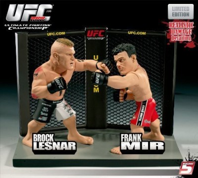 UFC Round 5 Versus Series 1 Limited Edition 2Pack Brock Lesnar
