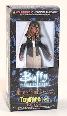Buffy the Vampire Slayer Fare Exclusive Buffy Summers