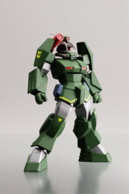 Gundam Revoltech 015 Combat Armor Soltic Rounder Facer H8