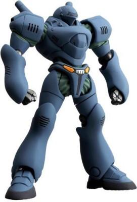 Kaiyodo Revoltech 041 Patlabor Brocken(Blue)