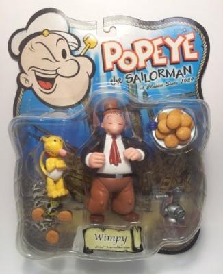 Popeye The Sailorman Wimpy