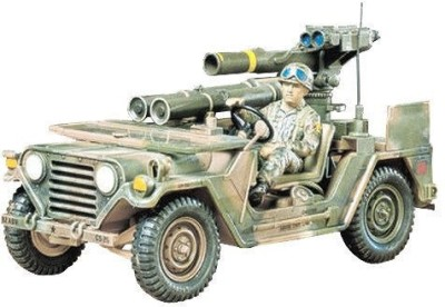 Tamiya 35125 1/35 US M151A2 w/Tow Launcher