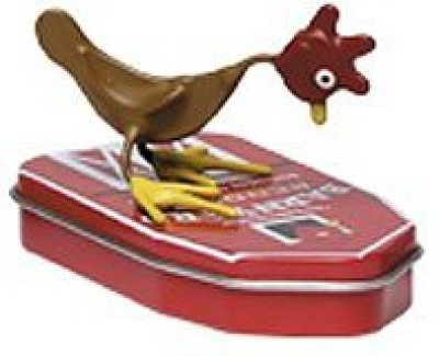 Hog Wild barnyard benders rooster
