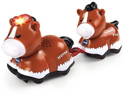 VTech Go! Go! Smart Animals Horse and Foal