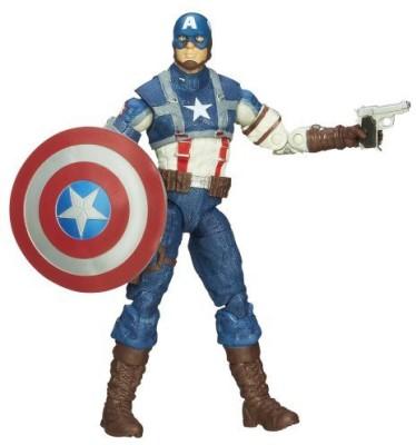 Marvel Captain America Legends Ww2 Captain America 6 Inches