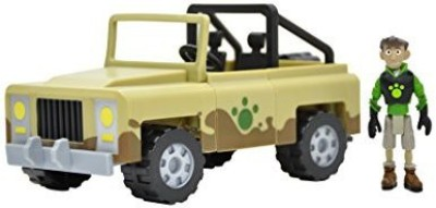Wicked Cool Toys Wild Kratts Createrra Creature Rescue Setchris