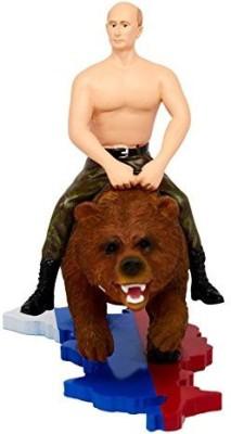MeeToy Putin Riding On A Bear