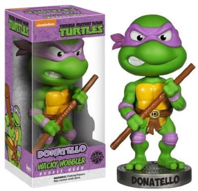 Teenage Mutant Ninja Turtles Funko Donatello Wacky Wobbler