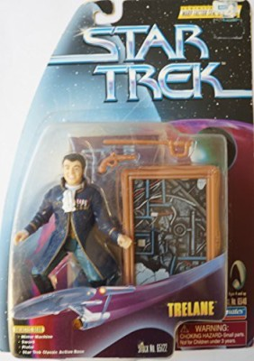 Star Trek Warp Factor Series 4 Trelane