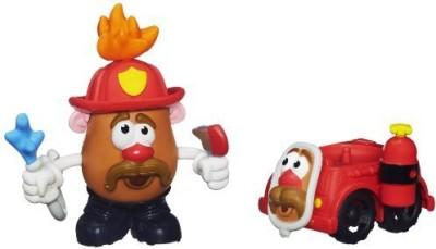 Playskool Mr Potato Head Little Taters Big Adventures Fire Rescue Spud