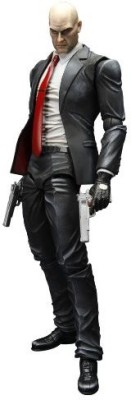 Square Enix Hitman Absolution Play Arts Kai Agent 47