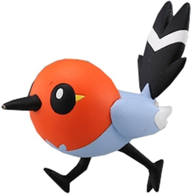 Takaratomy Official Pokemon Fletchling/Yayakoma Action Figure