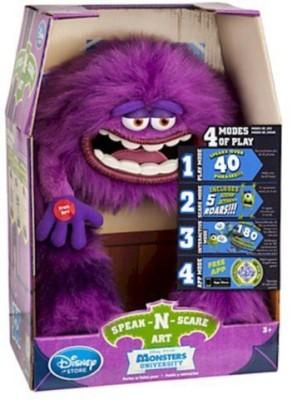 Disney Art Speak & Scare Talking Monsters University