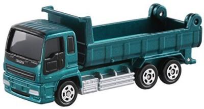 Takara Tomy Isuzu Giga Dump Truck Tomica No76