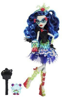 Mattel Monster High Sweet Screams - Ghoulia Yelps Doll by Mattel