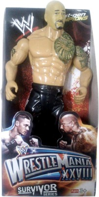 Turban Toys WWE Champion and Hollywood Actor Action Figure- Rock