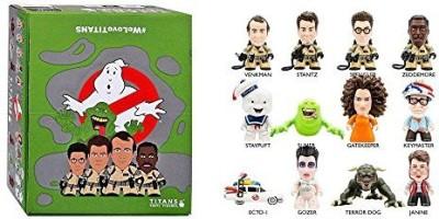 Entertainment Earth Ghostbusters Titans Collection Random Mini