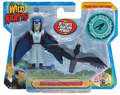 Wicked Cool Toys Wild Kratts Animal Power Set Peregrine Falcon Power