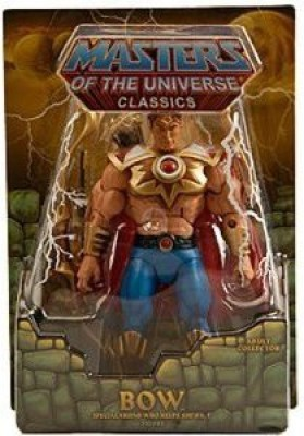 Master Of The Universe Classics HeMan Exclusive Action Figure Bow
