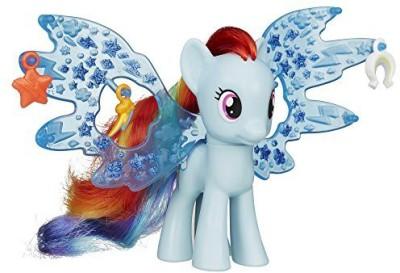 My Little Pony Cutie Mark Magic Friendship Charm Wings Rainbow Dash Figure