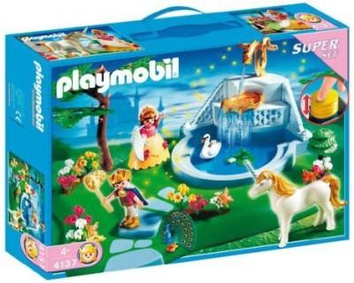 PLAYMOBILA Super Set Dream Garden