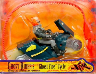 Ghost Rider ,S Ghost Fire Cycle