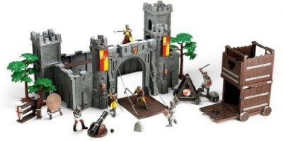 Kingdom of Knights Jumbo Castle Playset